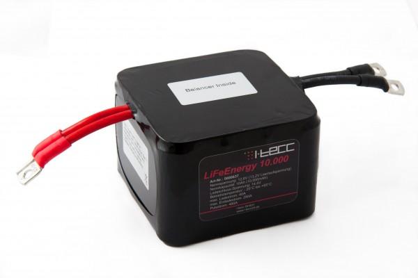 Starterbatterie 12V 10Ah mit A123-Zellen, Balancer inside