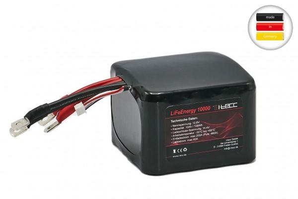 LiFePO4 Starterbatterie 10Ah original A123 Zellen