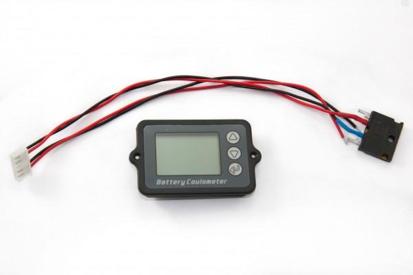 Batteriemonitor 30-80V, Shunt 50A