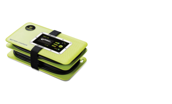 MCC-40 Universal Ladegerät für 12V Batterien