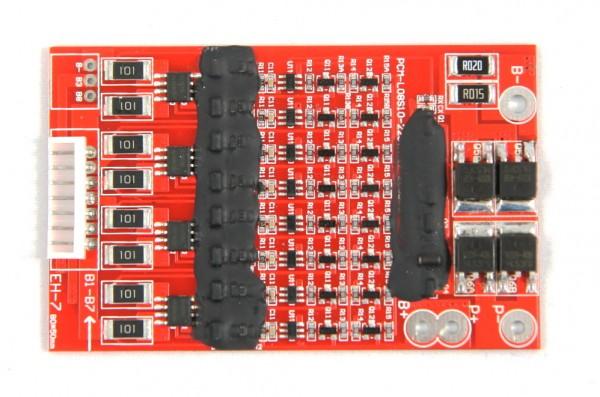 BMS LiFePO 8S 8A (24V)