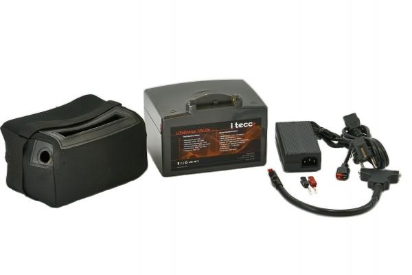 LiFePO4 Batterie LiFeEnergy 12V22e