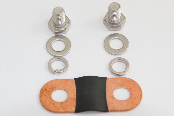Metallverbinder für Wina 100Ah Akkus
