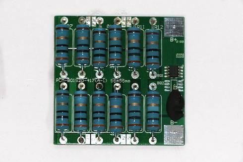 Balancer-/Lastmodul LiFePO Akkus 3,6V (1,4A)