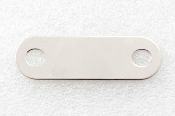 Metallverbinder 40mm für 15Ah Headway Akkus