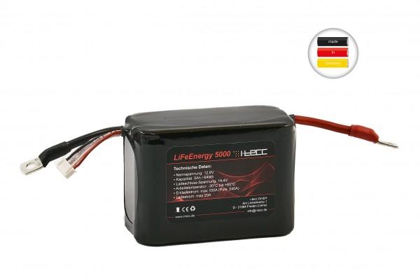 A123 Starterbatterie 5Ah