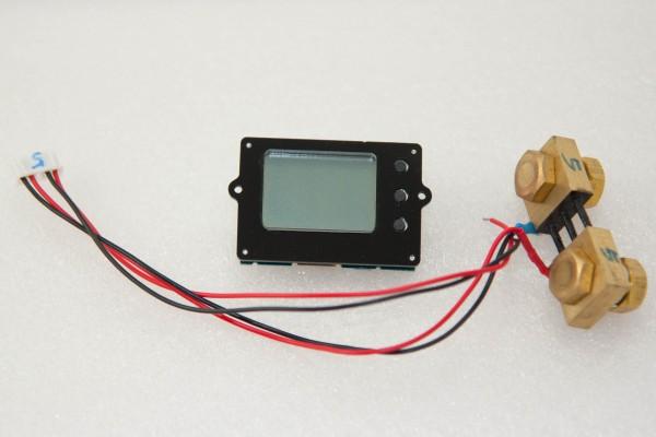 Batteriemonitor mit Display LIFE-MO-50-100 8-50V 100A