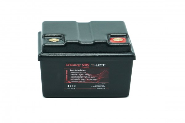 Starterbatterie LiFeEnergy Power Pro 12.500