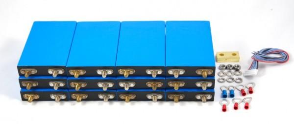 Bausatz LiFePO Akku 36V 10Ah (Wina)