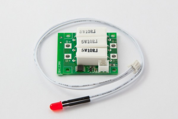 Balancer-/Lastmodul LiFePO Akkus 3,6V (1A) mit LED