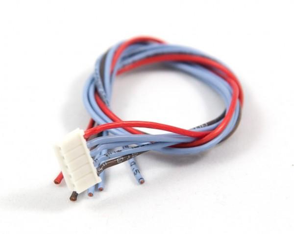 EH-Buchse 3-polig mit 30cm Silikonlitze