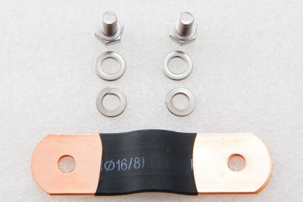 Metallverbinder 61mm für Winston 60Ah Akkus