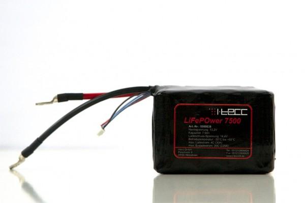 LiFePO4 Starterbatterie LiFeEnergy 7500 12V 7,5Ah (original A123)