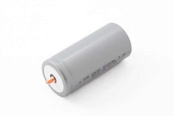 LiFePO4-Akku 3,2V 5Ah Schraubenschluss