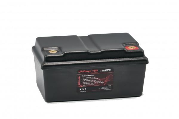 LiFeEnergy Power ProS 17.500 - LiFePO4 Starterbatterie
