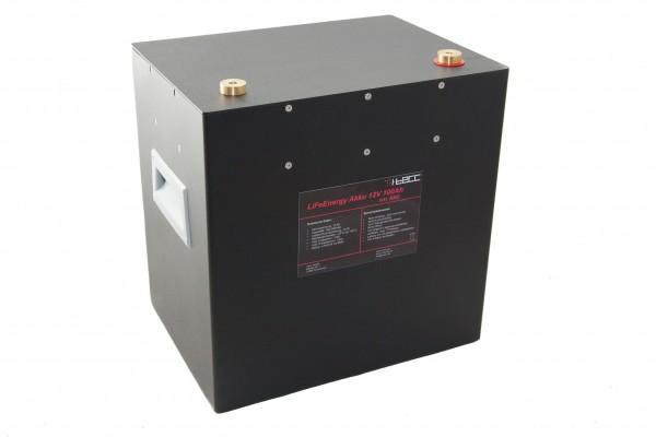 LiFePO4 Akku 12V 100Ah - LiFeEnergy 12V.100.C