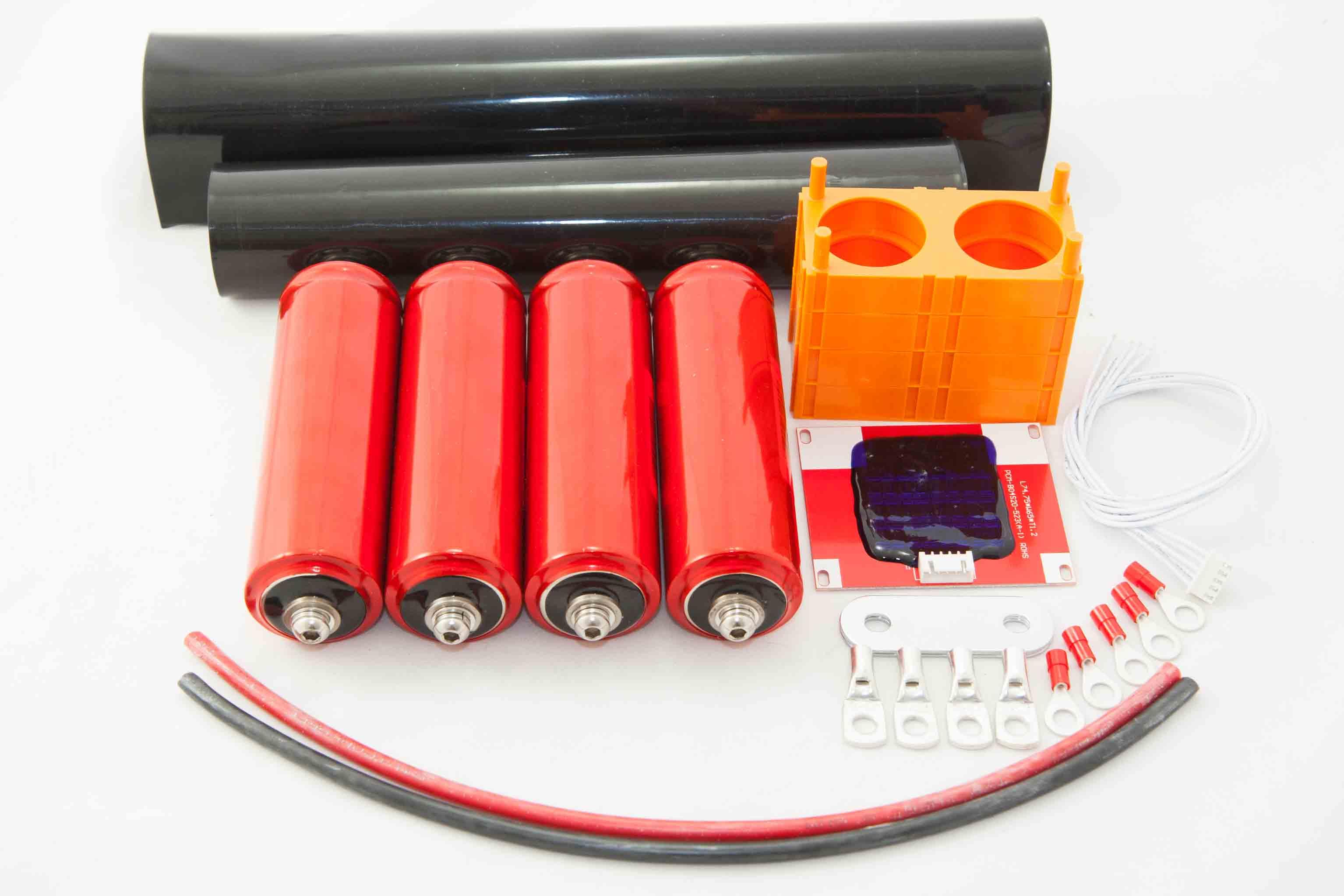 bausatz lifepo4 starterbatterie 12v 8ah mit balancer i tecc lifeenergy. Black Bedroom Furniture Sets. Home Design Ideas