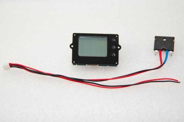 Batteriemonitor mit Display LIFE-MO-50-50 8-50V 50A