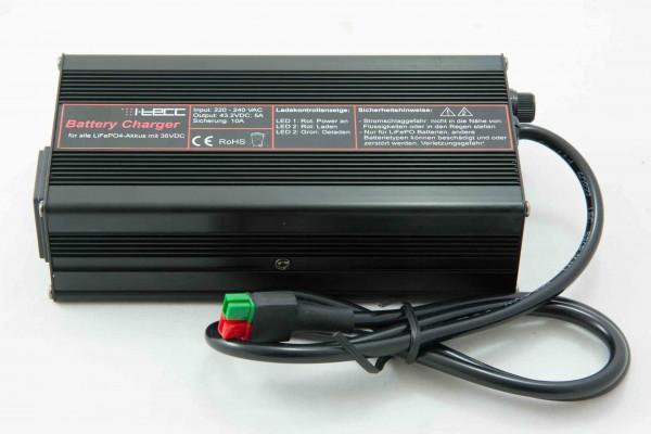LiFePO4 Ladegerät LiFeEnergy 3605 (36V, 5A)