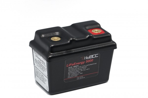 Starterbatterie LiFeEnergy Power Pro-S 5000