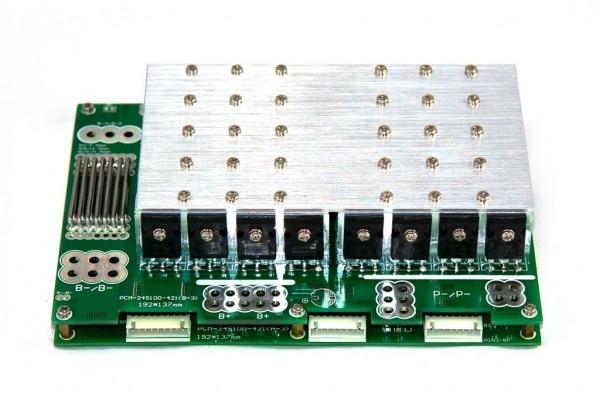 BMS LiFePO 12-24S 100A (36 - 72V)