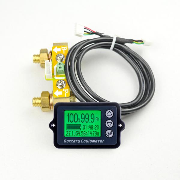 Batteriemonitor mit Display LIFE-MO-80-100-G 8-80V 100A